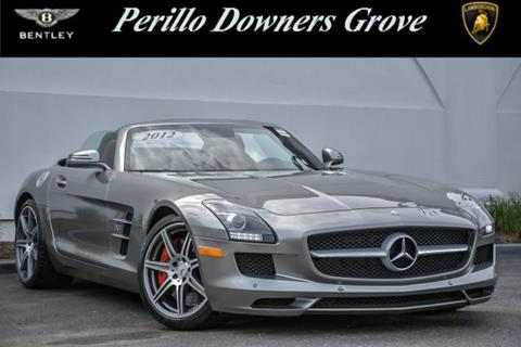 2012 Mercedes-Benz SLS AMG for sale in Downers Grove, IL