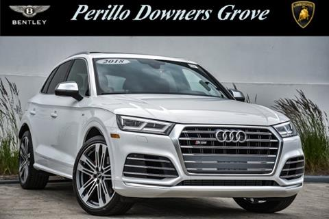 2018 Audi SQ5 for sale in Downers Grove, IL