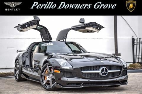 2011 Mercedes-Benz SLS AMG for sale in Downers Grove, IL