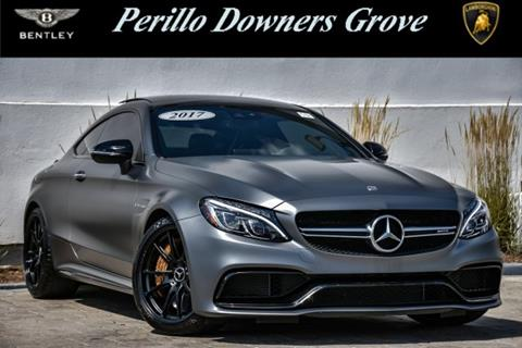 2017 Mercedes-Benz C-Class for sale in Downers Grove, IL