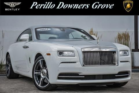 2015 Rolls-Royce Wraith for sale in Downers Grove, IL