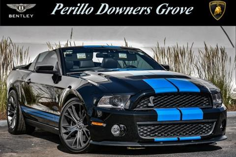 2012 Ford Shelby GT500 for sale in Downers Grove, IL