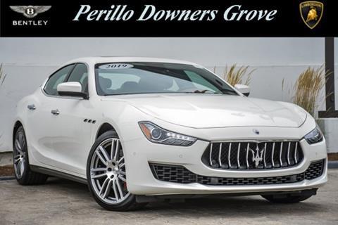 2019 Maserati Ghibli for sale in Downers Grove, IL