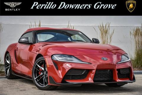 2020 Toyota GR Supra for sale in Downers Grove, IL