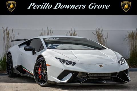 2018 Lamborghini Huracan for sale in Downers Grove, IL