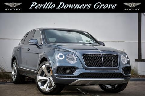 2019 Bentley Bentayga for sale in Downers Grove, IL