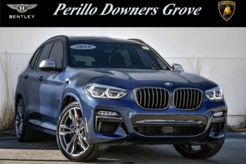 2018 BMW X3 M40i for sale at The Perillo Pre-Owned Outlet - Perillo Downers Grove in Downers Grove IL