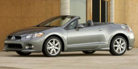 2007 Mitsubishi Eclipse Spyder GS for sale at The Perillo Pre-Owned Outlet - Perillo Downers Grove in Downers Grove IL
