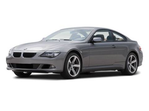 2008 BMW M6 for sale at The Perillo Pre-Owned Outlet - Perillo Downers Grove in Downers Grove IL