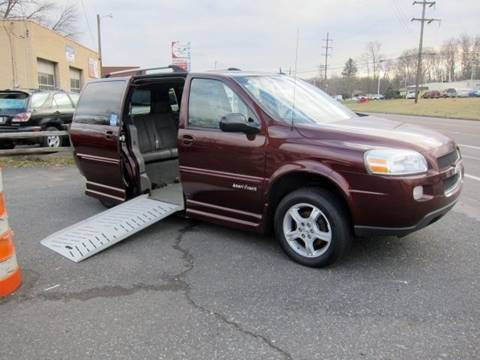 2008 Chevrolet Uplander for sale in Quakertown, PA