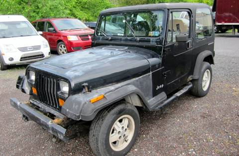 1995 Jeep Wrangler for sale in Quakertown, PA
