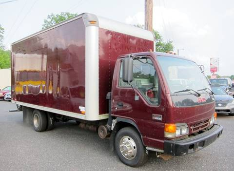 2002 GMC W4500 for sale in Quakertown, PA