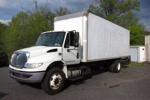 2013 International DURASTAR 4300DT for sale at K & R Auto Sales,Inc in Quakertown PA