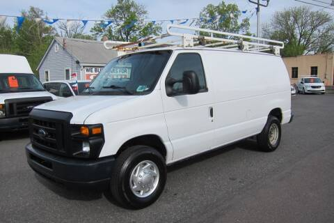2011 Ford E-Series Cargo E-350 SD for sale at K & R Auto Sales,Inc in Quakertown PA