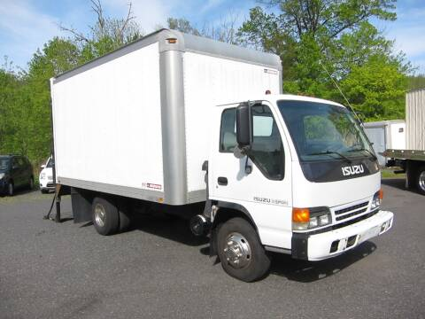 2002 Isuzu NPR for sale at K & R Auto Sales,Inc in Quakertown PA