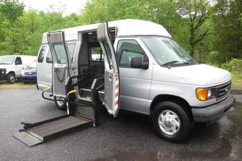 2005 Ford E-Series Cargo E-250 for sale at K & R Auto Sales,Inc in Quakertown PA