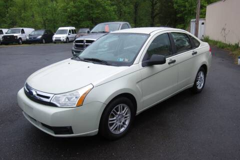 2010 Ford Focus SE for sale at K & R Auto Sales,Inc in Quakertown PA