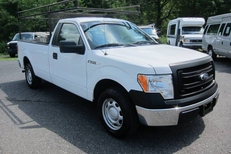 2013 Ford F-150 for sale at K & R Auto Sales,Inc in Quakertown PA