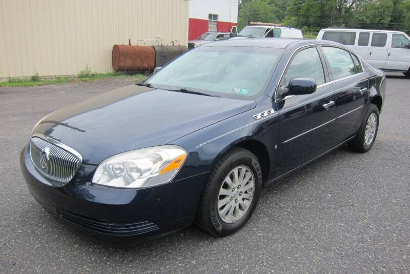 2007 Buick Lucerne for sale at K & R Auto Sales,Inc in Quakertown PA