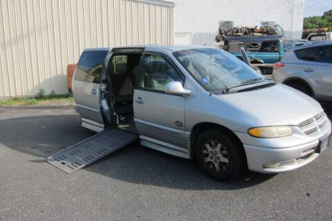 2000 Dodge Grand Caravan for sale at K & R Auto Sales,Inc in Quakertown PA