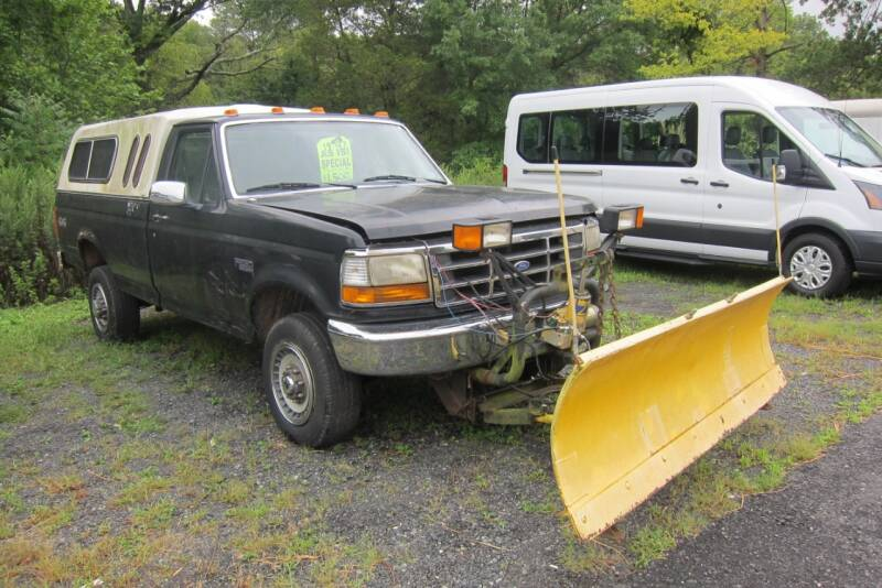 1997 Ford F-250 for sale at K & R Auto Sales,Inc in Quakertown PA