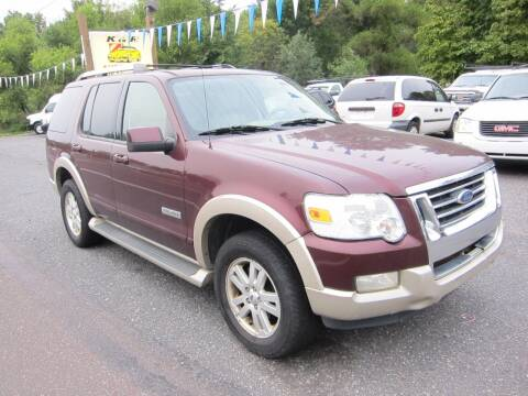 2006 Ford Explorer for sale at K & R Auto Sales,Inc in Quakertown PA