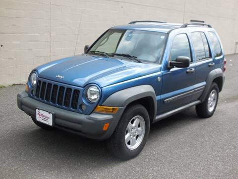 2006 Jeep Liberty for sale in Waterbury, CT