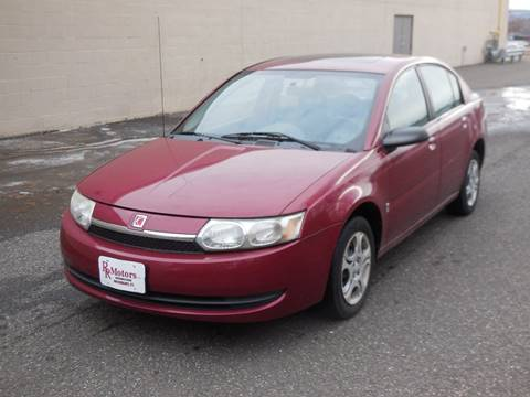 2004 Saturn Ion for sale in Waterbury, CT