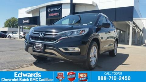 2016 Honda CR-V for sale in Council Bluffs, IA