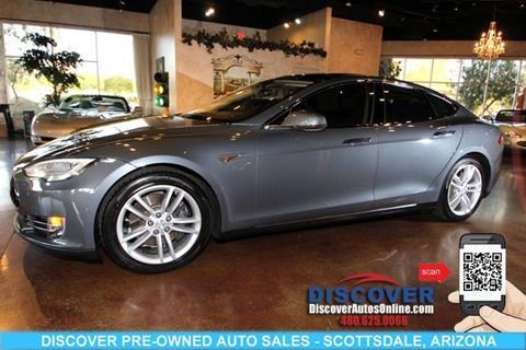 2013 Tesla Model S for sale in Scottsdale, AZ