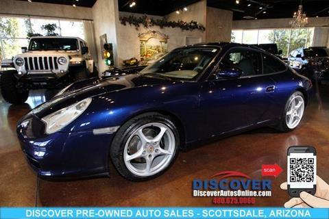 2004 Porsche 911 for sale in Scottsdale, AZ