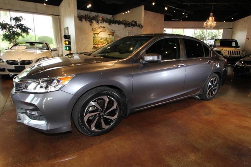 2016 Honda Accord EX 4dr Sedan CVT In Scottsdale AZ - Discover Pre