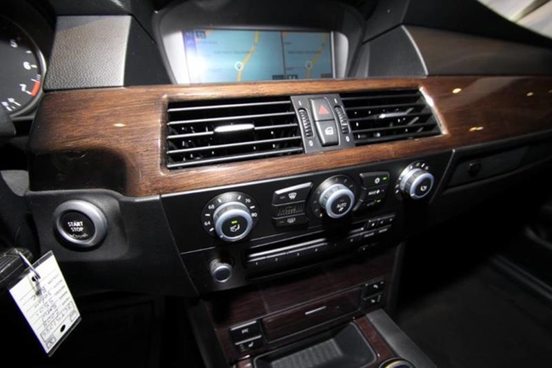 2008 Bmw 5 Series 550i 4dr Sedan Luxury In Scottsdale AZ