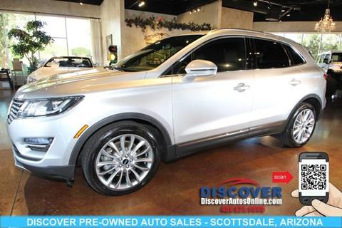 2016 Lincoln MKC for sale in Scottsdale, AZ