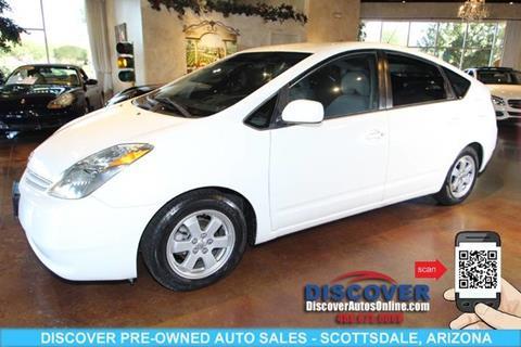 2004 Toyota Prius for sale in Scottsdale, AZ