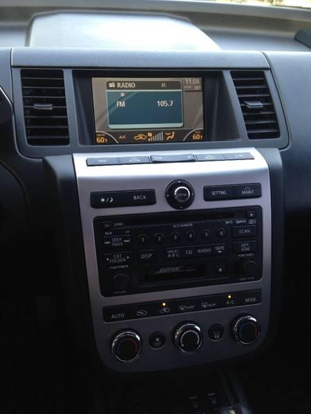 2007 Nissan Murano AWD SL 4dr SUV - Philadelphia PA
