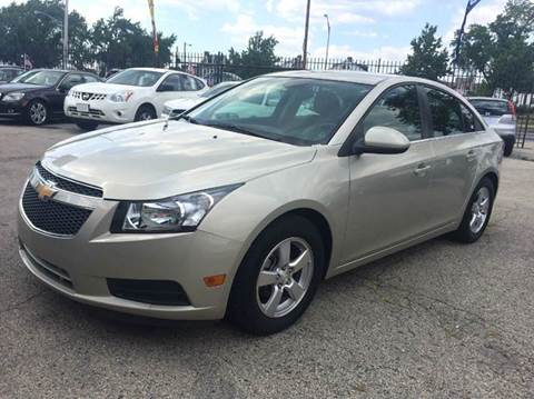2013 Chevrolet Cruze for sale at Z & A Auto Sales in Philadelphia PA