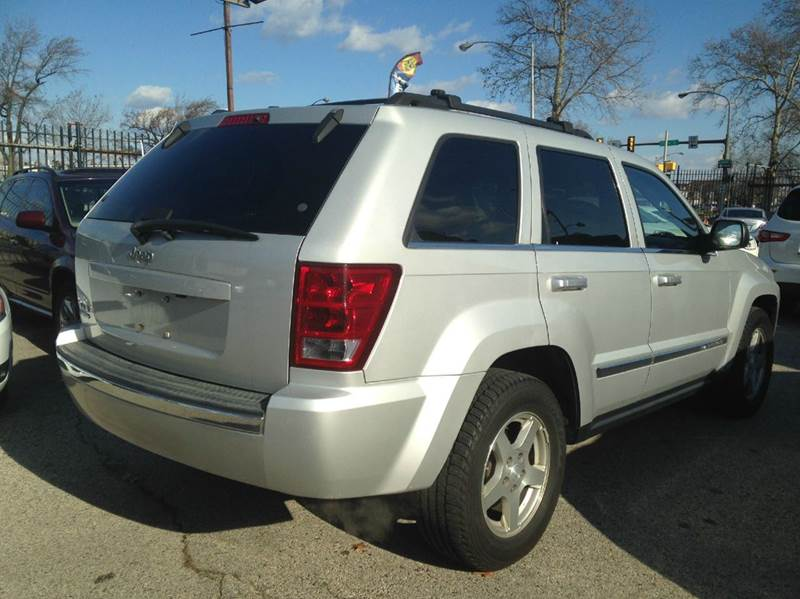 2006 Jeep Grand Cherokee Limited 4dr SUV 4WD w/ Front Side Airbags - Philadelphia PA