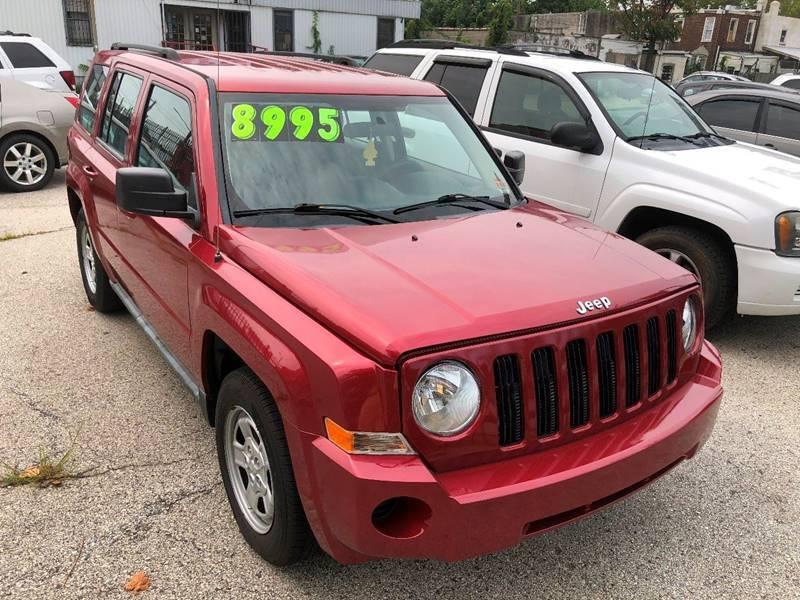2010 Jeep Patriot Sport 4dr SUV - Philadelphia PA