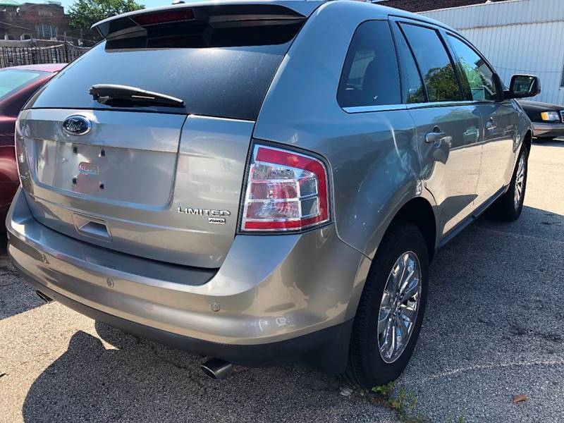 2008 Ford Edge AWD Limited 4dr Crossover - Philadelphia PA