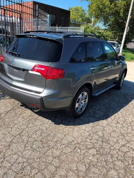 2007 Acura MDX SH-AWD 4dr SUV w/Technology and Entertainment Package - Philadelphia PA