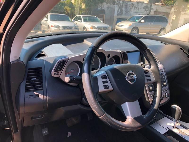 2007 Nissan Murano AWD S 4dr SUV - Philadelphia PA