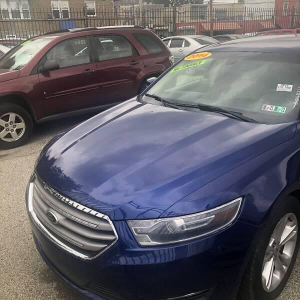 2014 Ford Taurus SEL 4dr Sedan - Philadelphia PA