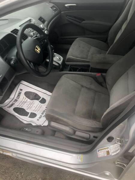 2007 Honda Civic LX 4dr Sedan (1.8L I4 5A) - Philadelphia PA