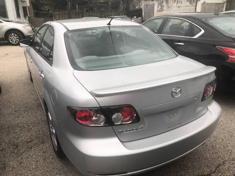 2008 Mazda MAZDA6 i Sport 4dr Sedan - Philadelphia PA