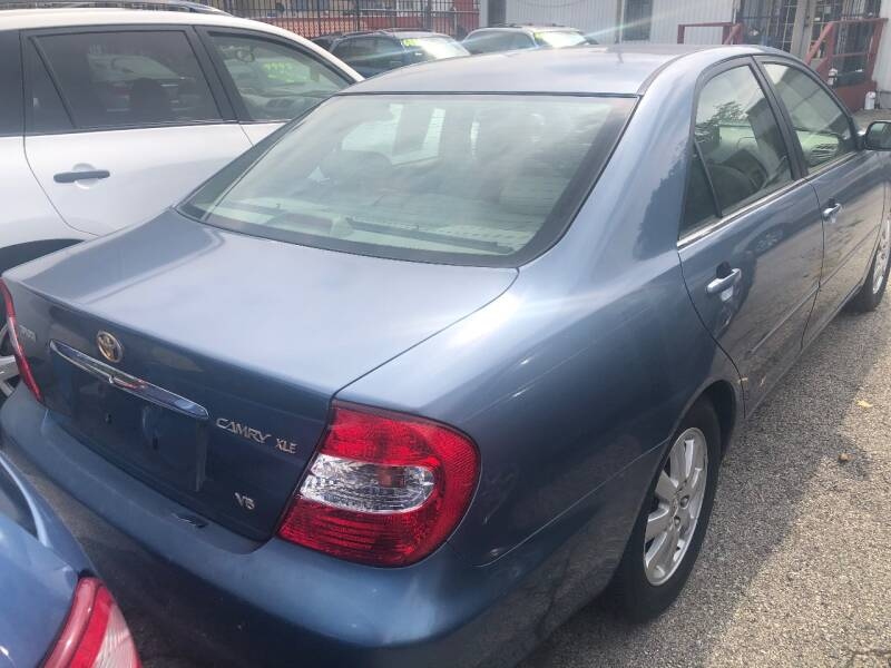 2003 Toyota Camry XLE V6 4dr Sedan - Philadelphia PA