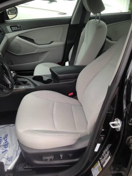 2013 Kia Optima LX 4dr Sedan - Philadelphia PA