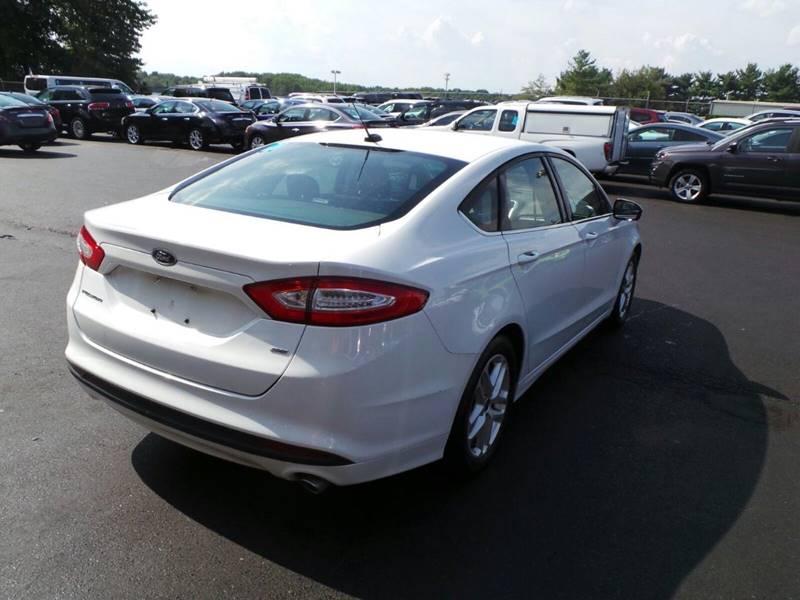 2014 Ford Fusion SE 4dr Sedan - Philadelphia PA