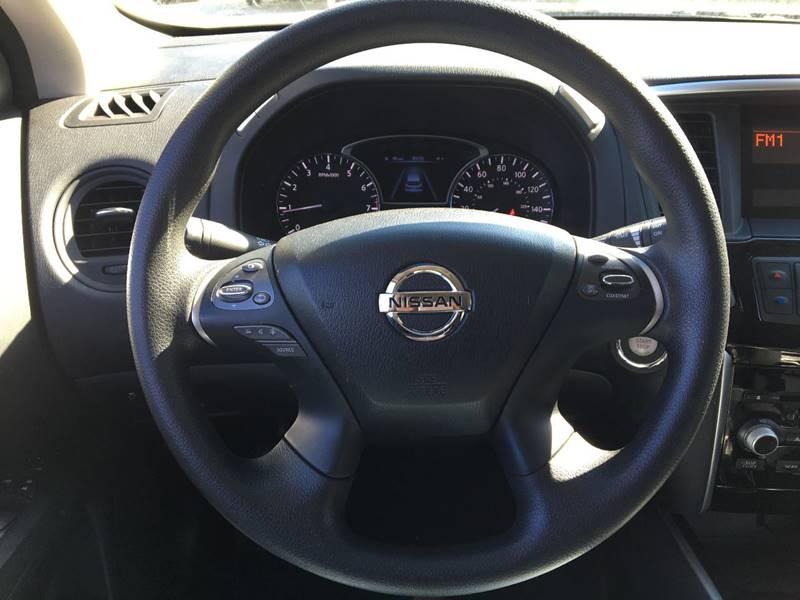 2014 Nissan Pathfinder 4x4 S 4dr SUV - Philadelphia PA