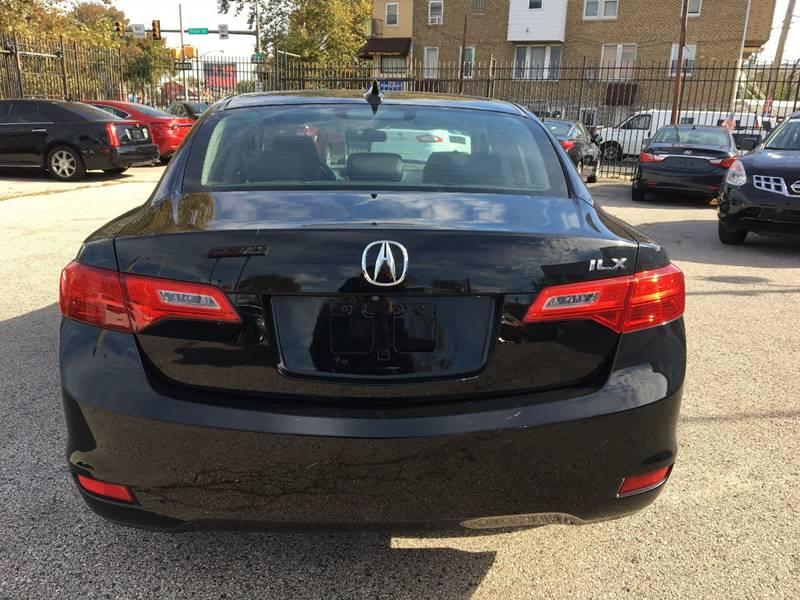 2014 Acura ILX 2.0L 4dr Sedan - Philadelphia PA